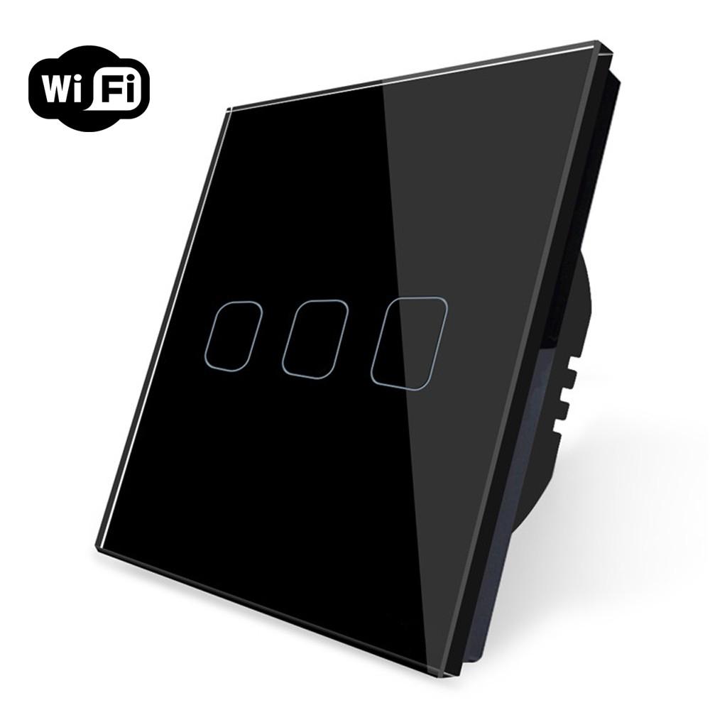 Interruptor Wifi Triplo - Série 80