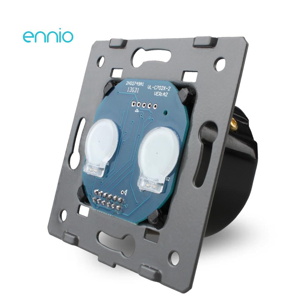 Interruptor Digital - Duplo - Controlo à Distância (módulo)