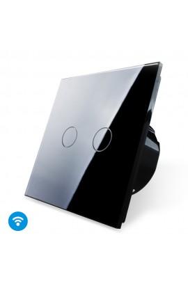 Comutador de Escada Duplo – C/ Radio Frequência (Controlo à Distância)